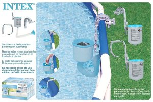 Скиммер Deluxe Wall Surface Skimmer Intex 28000